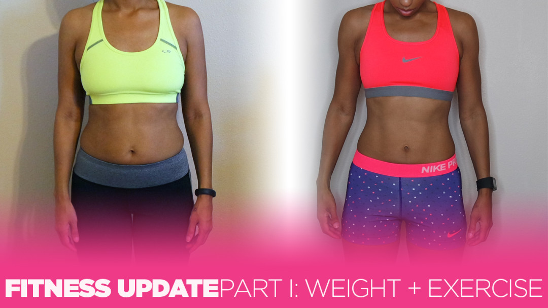 Fitness Update Part 1
